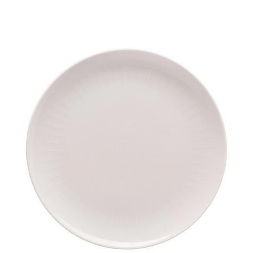 SPEISETELLER Porzellan - Rosa, Basics (27cm)