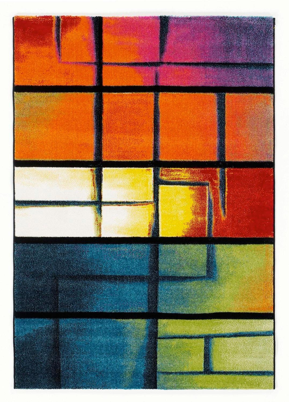 WEBTEPPICH  Multicolor  120/170 cm - Multicolor, Basics, Textil (120/170cm) - NOVEL