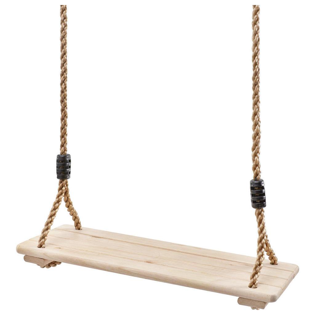 Brettschaukel aus Holz
