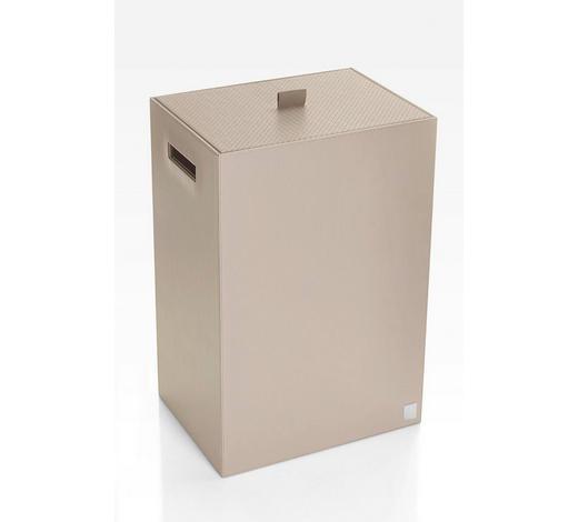 WÄSCHEKORB  - Beige, Design, Kunststoff (40/60/30cm) - Joop!