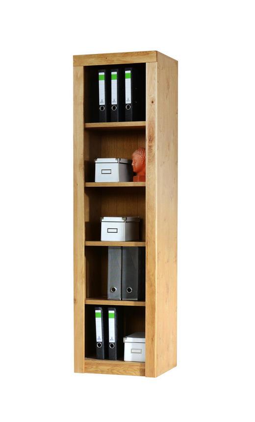 REGAL - Eichefarben, Design, Holz/Holzwerkstoff (52/190/42cm) - Carryhome