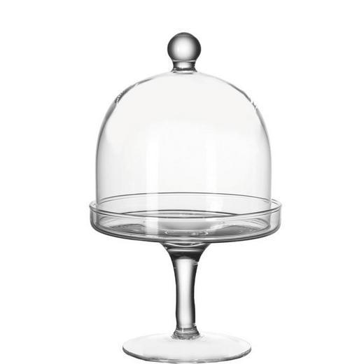 SERVIERPLATTE - Klar, Basics, Glas (11,5/19,5/11,5cm)