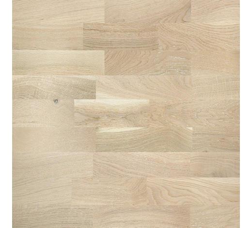 Parkett Schiffsboden Eiche  per  m² - Eichefarben/Weiß, KONVENTIONELL, Holz (108/18,5/1,15cm) - Venda