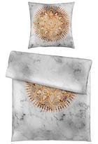 POSTELJINA - boje srebra, Design, tekstil (135/200cm) - Esposa