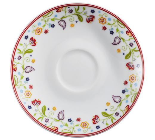 UNTERTASSE - Gelb/Lila, Basics, Keramik (12cm) - Ritzenhoff Breker