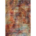 VINTAGE-TEPPICH Heriz Antique  - Multicolor, Trend, Textil (130/190cm) - Novel
