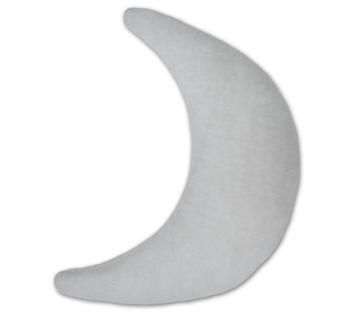 STILLKISSEN - Grau, KONVENTIONELL, Textil (27/140cm) - Theraline