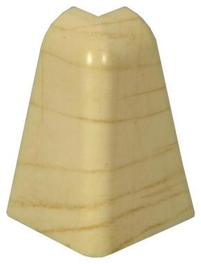 YTTERHÖRN - lönnfärgad, Basics, plast (-/2,01/3,96cm)