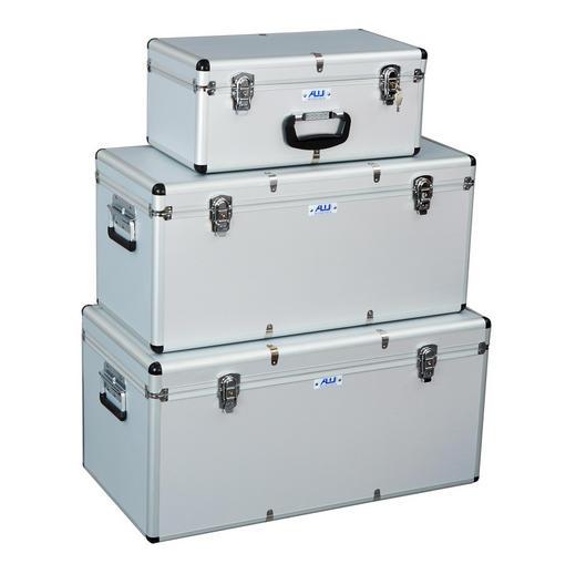 BOX - Silberfarben, KONVENTIONELL, Holzwerkstoff (12,5kg)