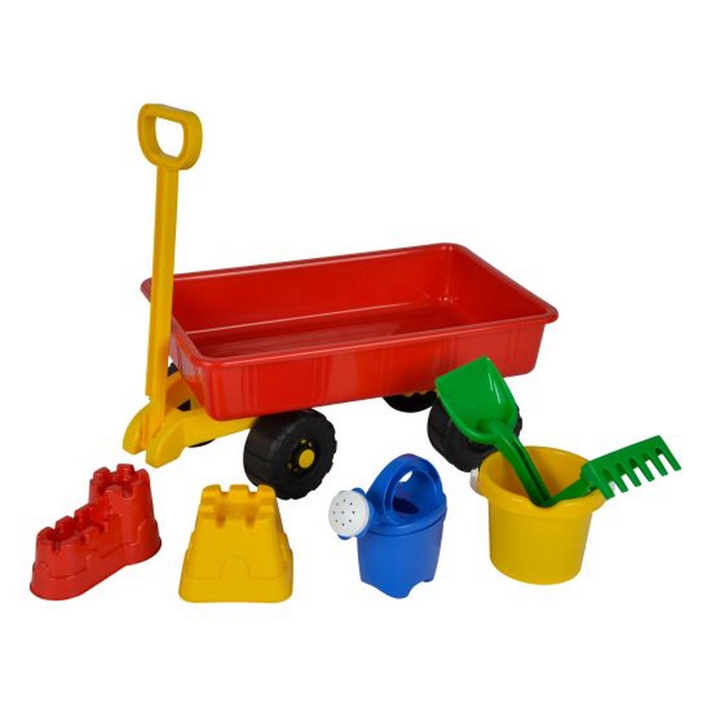 Simba Hand-Sandwagen m. Zubehör