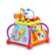 MOTORIKSPIEL - Multicolor, Basics, Kunststoff (18,5/29,5/23,5cm) - My Baby Lou