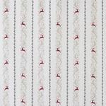 VORHANGSTOFF per lfm blickdicht  - Anthrazit/Rot, LIFESTYLE, Textil (160cm) - Landscape