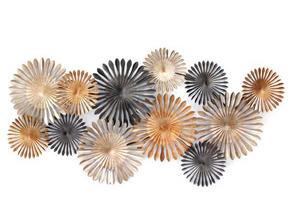 VÄGGDEKORATION - multicolor, Klassisk, metall (122/5,5/59cm) - Ambia Home