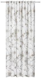 FERTIGVORHANG  halbtransparent  140/245 cm - Creme, KONVENTIONELL, Textil (140/245cm) - Esposa