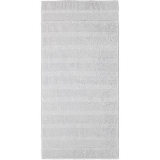 HANDTUCH 50/100 cm - Silberfarben, Textil (50/100cm) - CAWOE