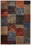 VINTAGE-TEPPICH  140/190 cm  Multicolor   - Multicolor, Textil (140/190cm) - Novel