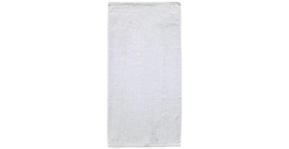 HANDTUCH 50/100 cm Silberfarben  - Silberfarben, Design, Textil (50/100cm) - Ambiente