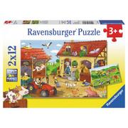 PUZZLE - Multicolor, Basics, Karton (27,5/19,2cm) - Ravensburger