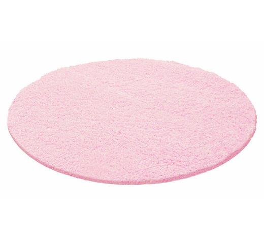 HOCHFLORTEPPICH - Pink, Trend, Textil (160cm) - Novel