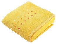 HANDTUCH 50/100 cm Gelb  - Gelb, KONVENTIONELL, Textil (50/100cm) - Esposa