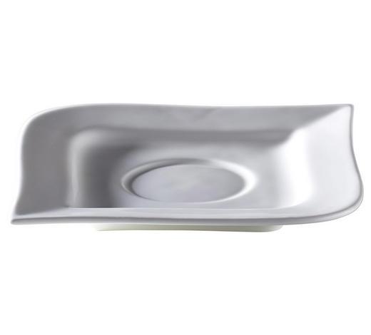 PODŠÁLEK, porcelán (new bone china),  - bílá, Design, keramika (14/14/2cm) - Ritzenhoff Breker