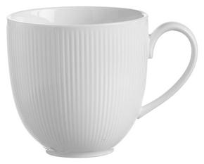 KAFFEMUGG - vit, Klassisk, keramik (9/12cm) - Ritzenhoff Breker