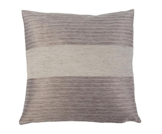 KISSENHÜLLE Grau 50/50 cm - Grau, Basics, Textil (50/50cm) - Novel