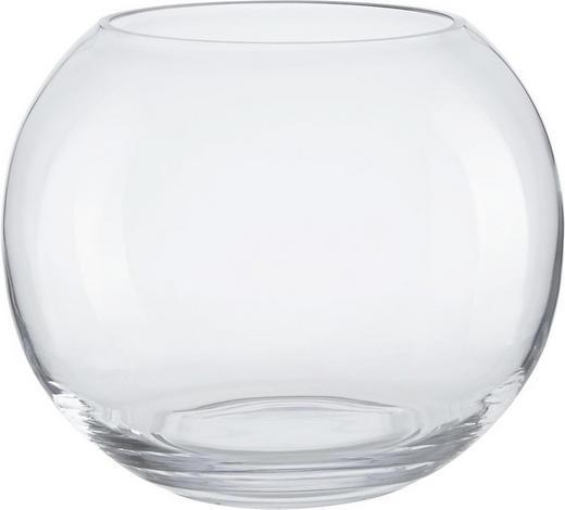 VASE 20,5 cm  - Klar, Basics, Glas (25/20,5cm) - Ambia Home