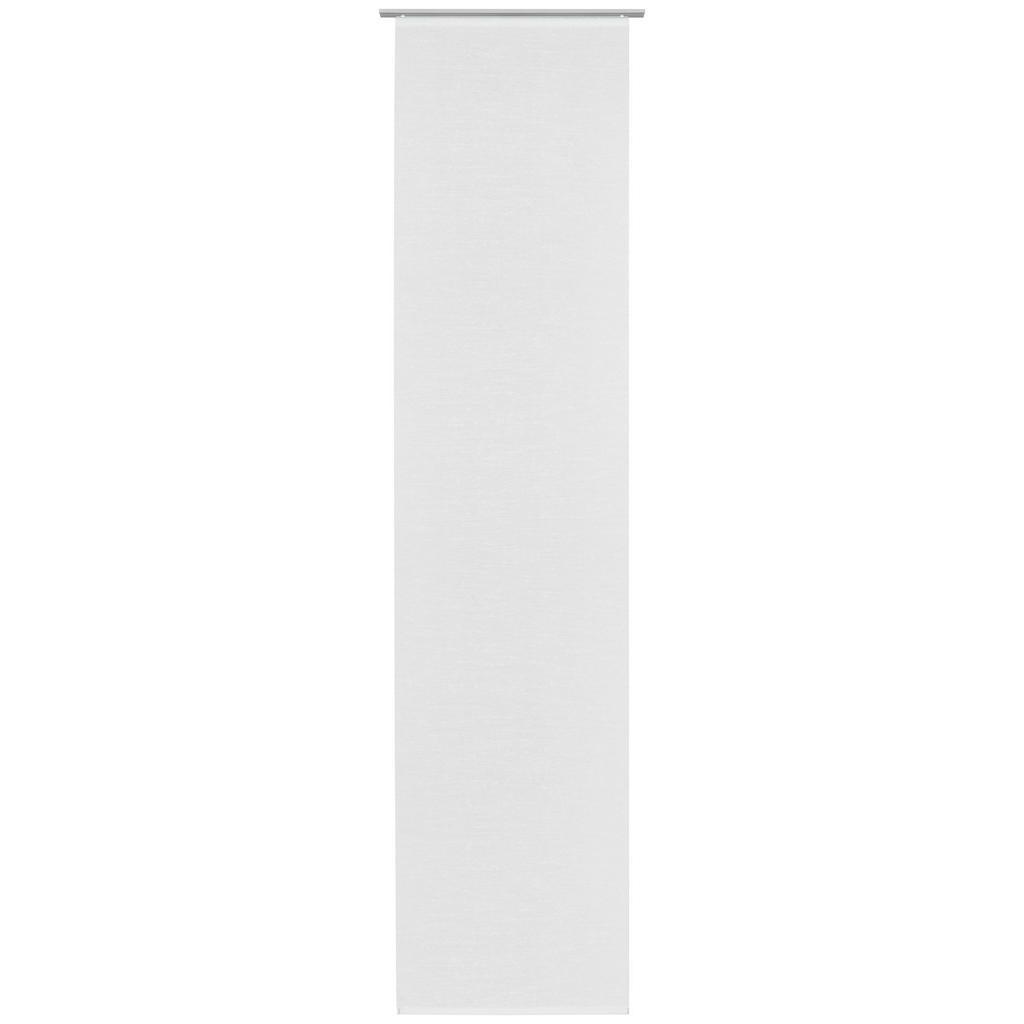 Novel FLÄCHENVORHANG halbtransparent 60/245 cm