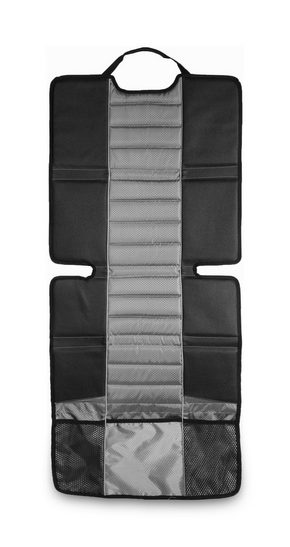 BAKSÄTESSKYDD - grå, Basics, plast (52/117cm) - Fillikid