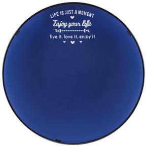 MATTALLRIK - vit/blå, Lifestyle, keramik (26,7cm) - Landscape
