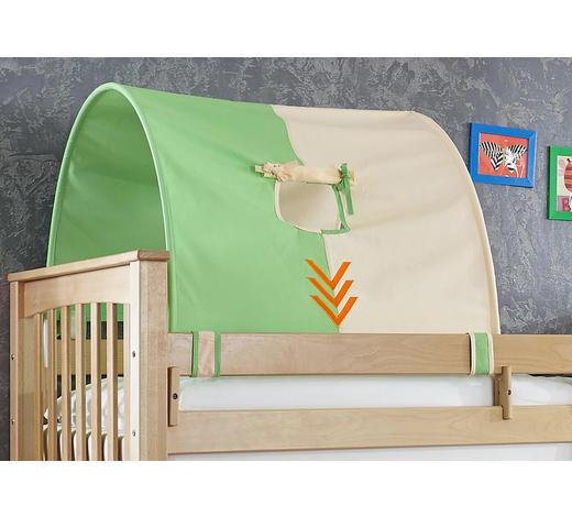 TUNNELSET - Beige/Orange, Design, Textil (80/90/79cm)