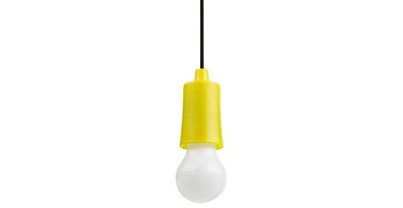 LED-Dekoleuchte Rika - Blau/Pink, MODERN, Kunststoff (5/14,5cm) - Luca Bessoni