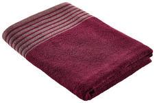 DUSCHTUCH 70/140 cm  - Beere, Basics, Textil (70/140cm) - Esposa