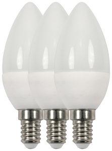 LED SIJALICA - Bela, Osnovno, Plastika/Metal (3,8/10,2cm) - Boxxx