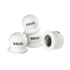 BEDROCKER BRIO - vit, Basics, metall/plast (5 cm/4,5 cm/4 cmcm) - Römer