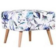 TABURE tekstil večbarvno - bukev/večbarvno, Design, tekstil/les (62-51/47/61cm) - Carryhome
