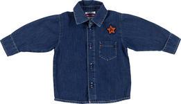 HEMD - Blau, Basics, Textil (62null) - My Baby Lou
