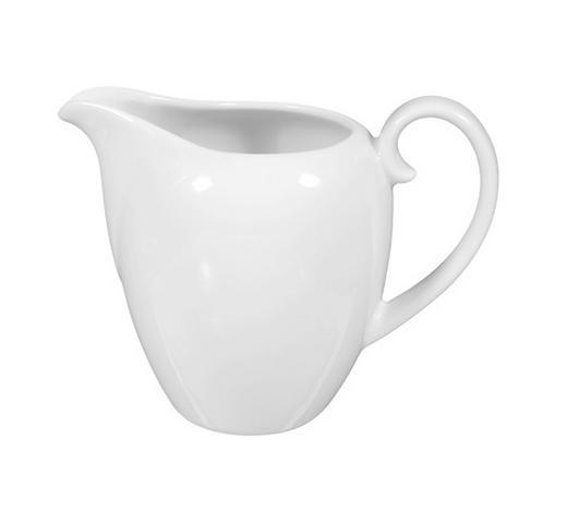 KONVIČKA NA MLÉKO, porcelán - bílá, Basics, keramika (0,2l) - Seltmann Weiden