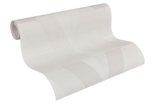 VLIESTAPETE 10,05 m - Beige/Creme, Design, Textil (53/1005cm)