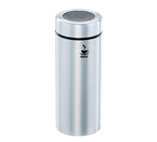 ZUCKERSTREUER Metall, Kunststoff  - Basics, Kunststoff/Metall (4,8/12,5cm) - Gefu