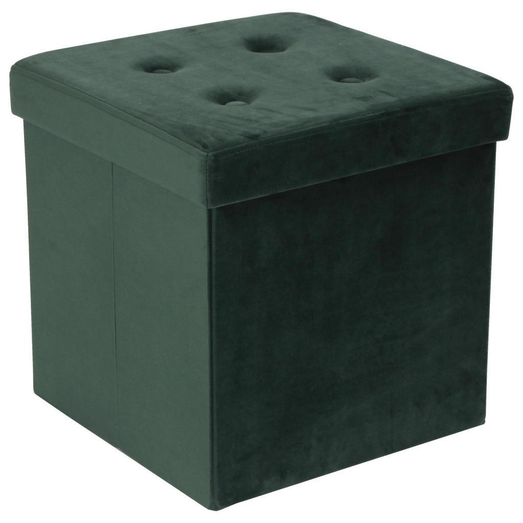 Carryhome Sitzbox samt grün