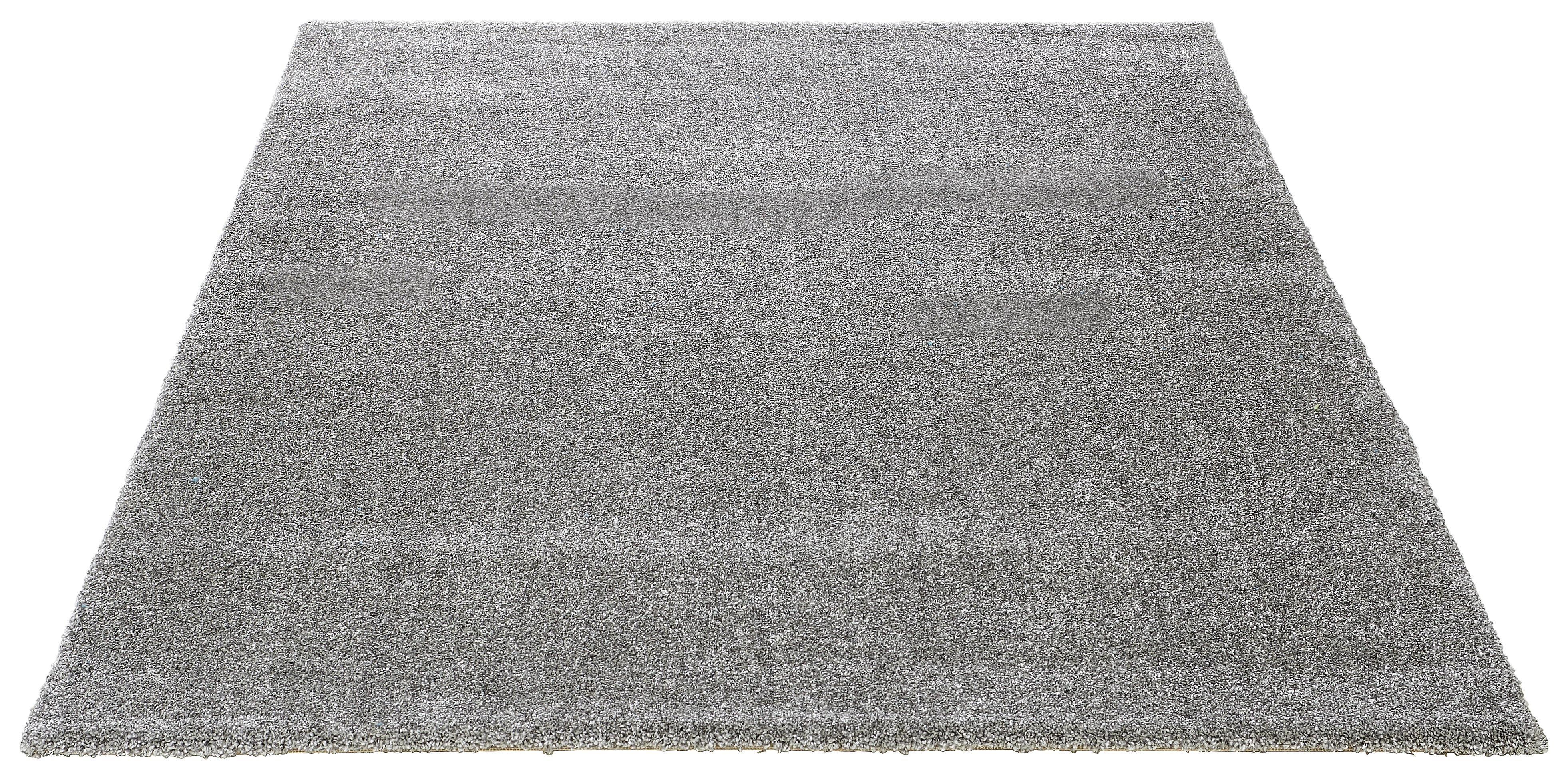 WEBTEPPICH  Grau  140/200 cm - Grau, Basics, Kunststoff/Textil (140/200cm) - NOVEL