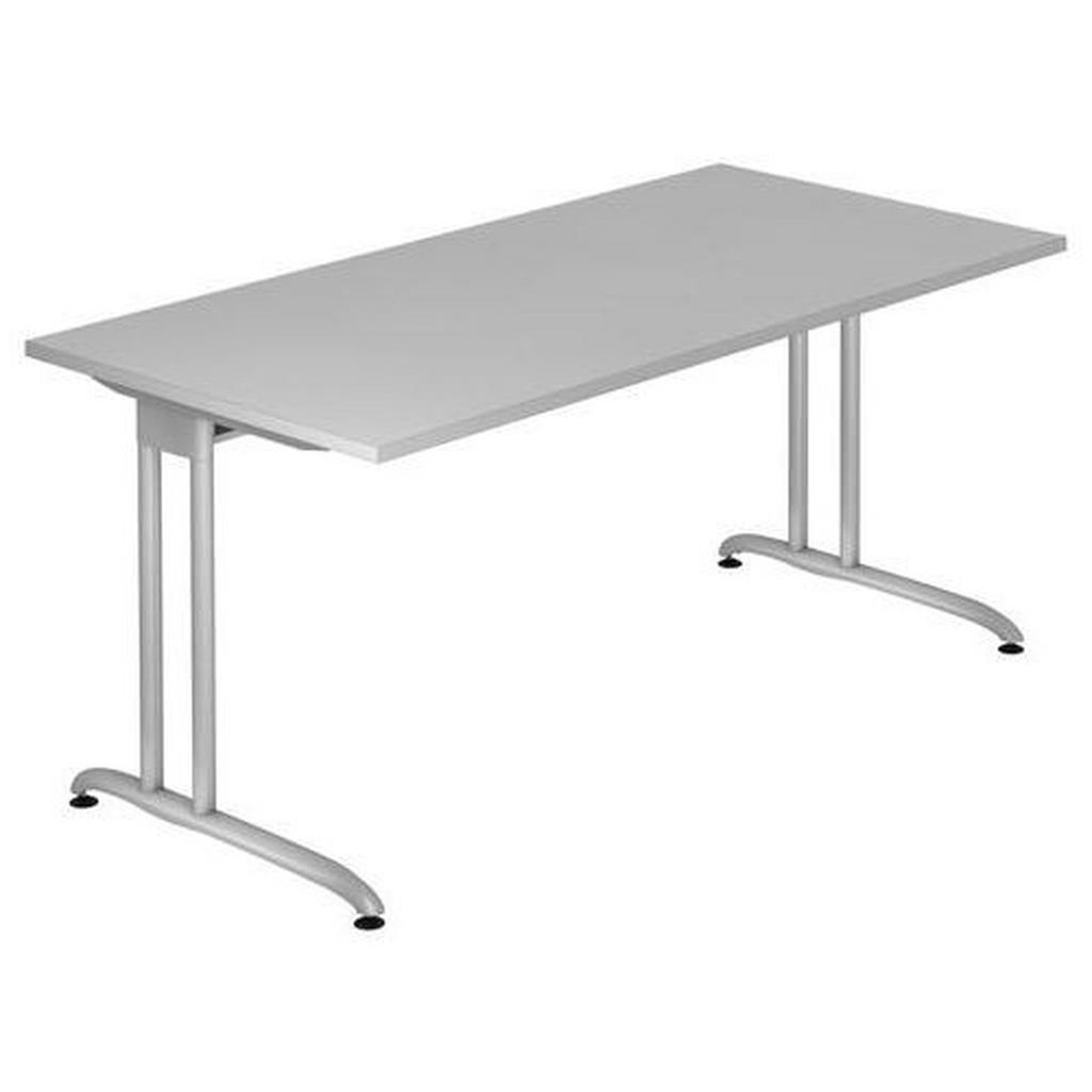 XXXLutz Schreibtisch grau