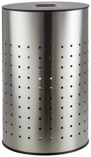 TVÄTTUNNA - svart/rostfritt stål-färgad, Basics, metall (35/57cm) - Homeware