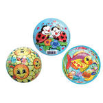 SPIELBALL - Multicolor, Basics, Kunststoff (13cm) - My Baby Lou