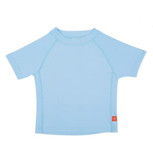 BADESHIRT - Hellblau, Basics, Textil (92) - Lässig
