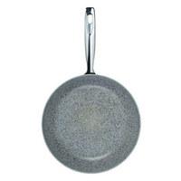 BRATPFANNE 20 cm - Graphitfarben, Basics, Metall (20cm) - Ballarini