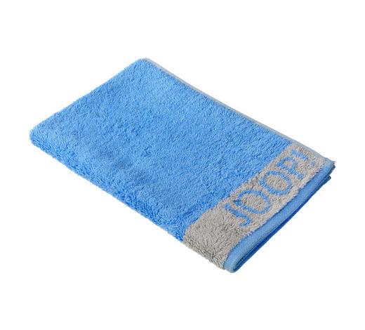 GÄSTETUCH 30/50 cm  - Blau/Grau, Design, Textil (30/50cm) - Joop!