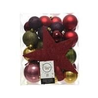 Bunte Christbaumkugeln Kunststoff.Weihnachtskugeln Online Kaufen Xxxlutz